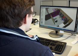 Technische Gebäudeausrüstung - TGA - Building Information Modeling (BIM)